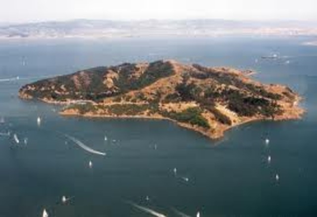 Angel Island Opened for immigration