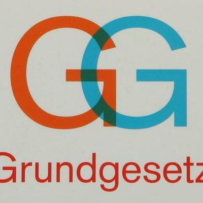 Grundgesetz seit 1948 timeline
