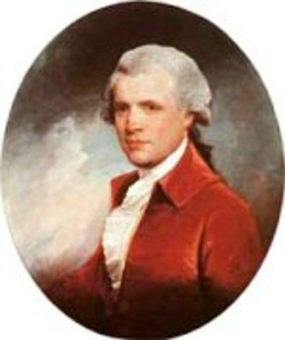 John Singleton Copely earned the title of Boston's best portritist