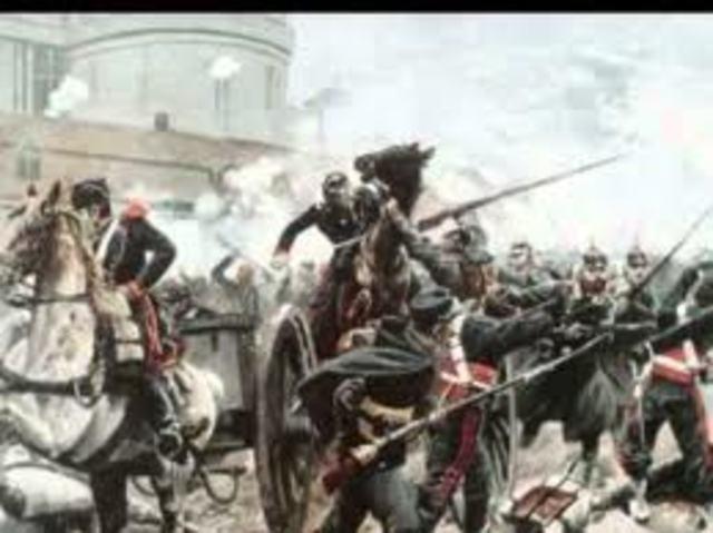 Napoleon Brings German States Together