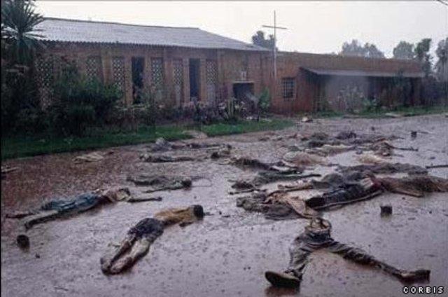 Massacre at Gikondo
