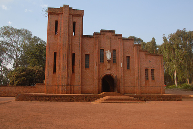 Massacre at the Nyarubuye Roman Catholic Church