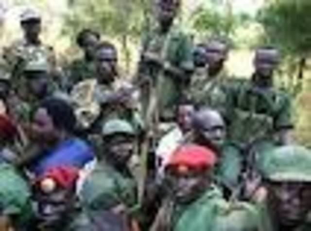 LRA's Rebeling
