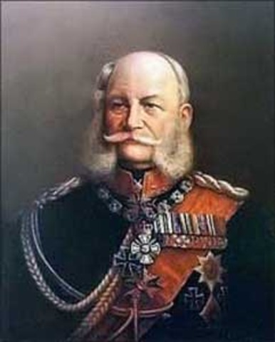 William I of Prussia Becomes Kaiser