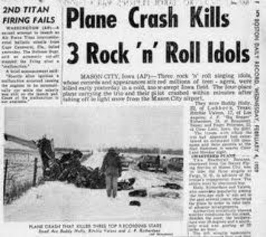 The Death of Buddy Holly
