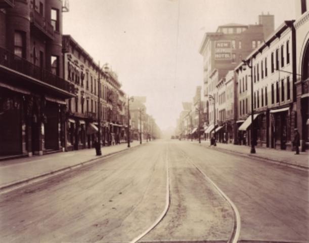 Church Street's Trolley