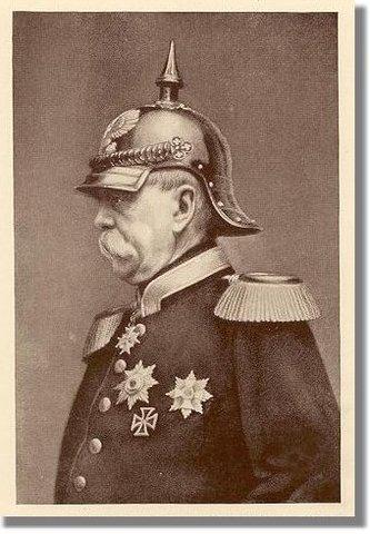 Otto van Bismarck Becomes Prime Minister