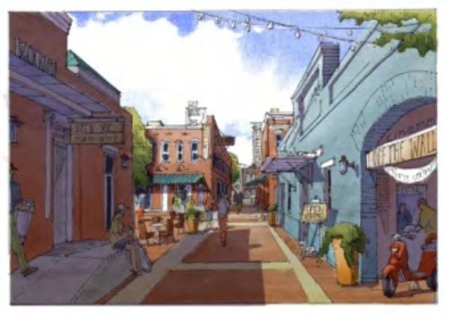 Charrette Idea for Church Street