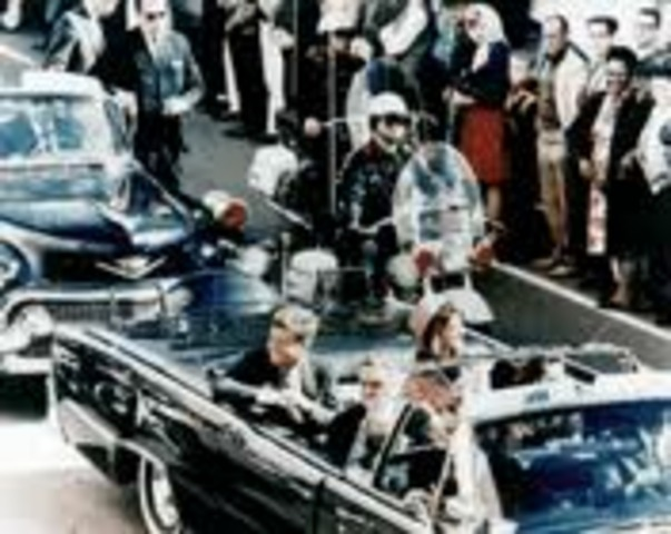 The Assasination of President Kennedy