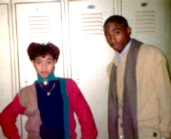 Tupac enrolls in the Baltimore School for the Arts