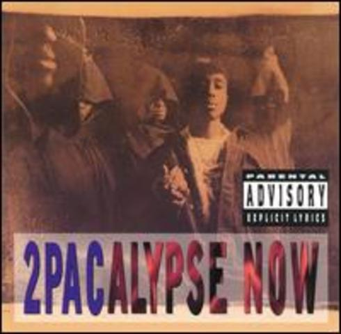 Tupac releases first solo album