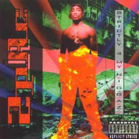 Tupac releases Strictly 4 My N.I.G.G.A.Z.