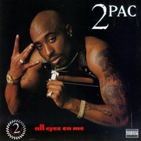 Tupac releases All Eyez o Me
