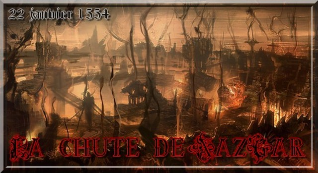La chute de Naz'Gar