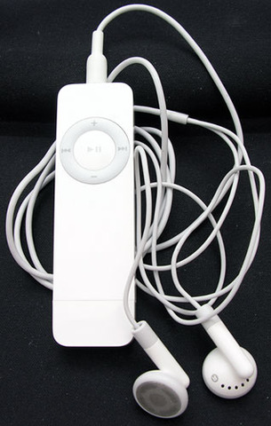 iPod Shuffle Invented