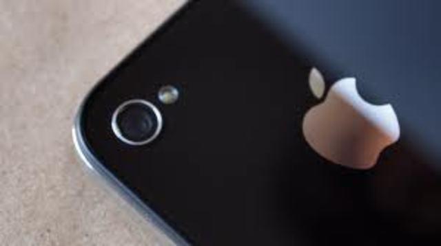 Cameras on Iphones