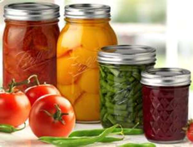 Canning and Pickling FULL TIME!