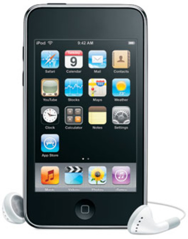 The iPod Touch was Invented