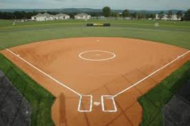 First Softball Tournament