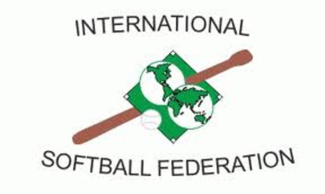 International Softball Federation was formed!