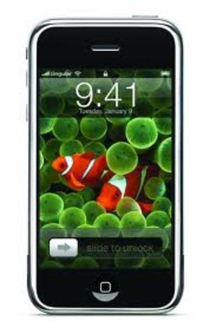 Apple Introduces IPhone