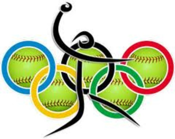 Olympic Softball !