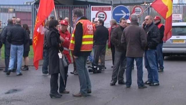 Nouveau blocage des Grands Bureaux par la CGT et la CFDT