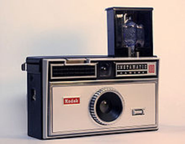 The Instamatic Camera is invented!