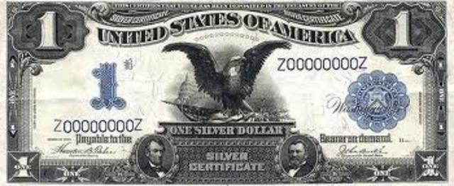 Silver Certificates