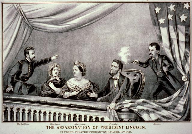 Abraham Lincoln Assassinated!