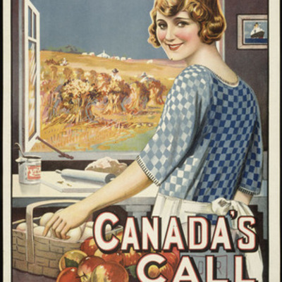 Timeline 1920s Canada