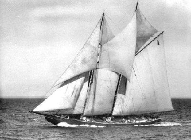 Bluenose Launched