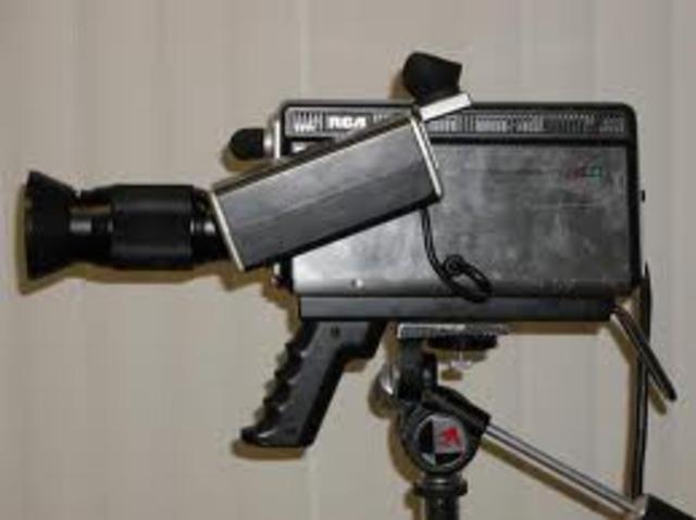 Colored Cameras