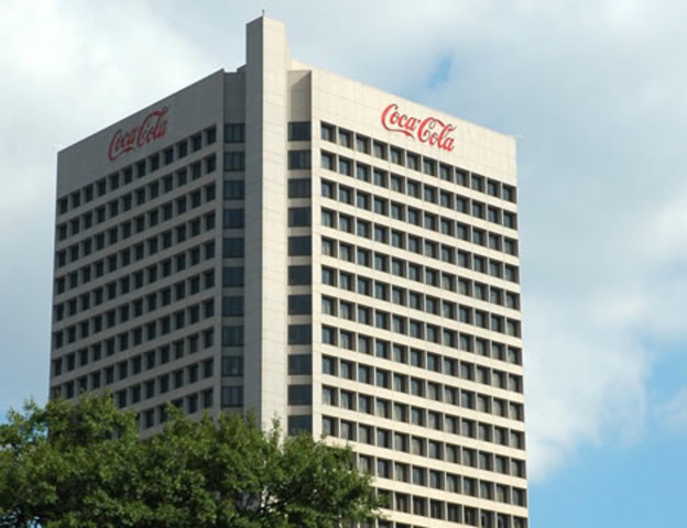 Candler opened the Coca-Cola Company