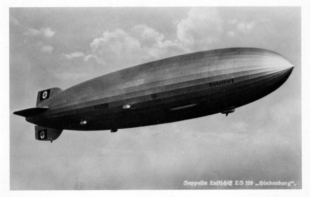 Hindenburg-Katastrophe