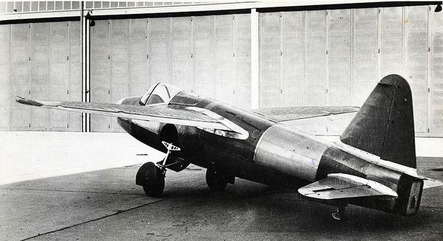 Der erste Flug eines Düsenflugzeuges (Heinkel He 178)