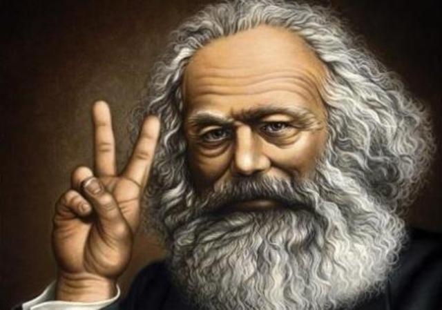 """Publicación en Londres de """"el Manifiesto del partido comunista"""" de Karl Marx y Friedrich Engels."""