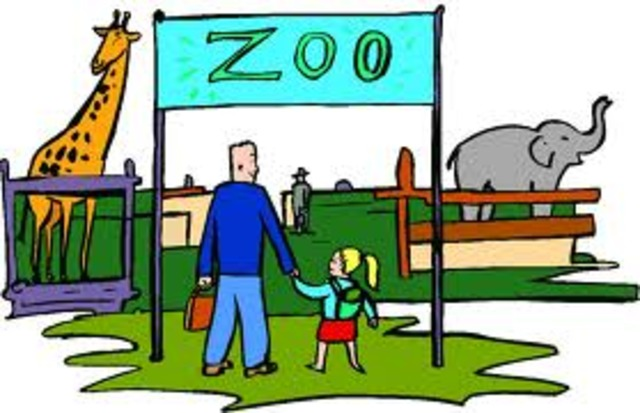 first the zoo