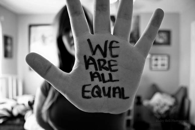 We all are equal