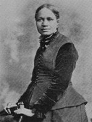 Birth of Frances Ellen Watkins