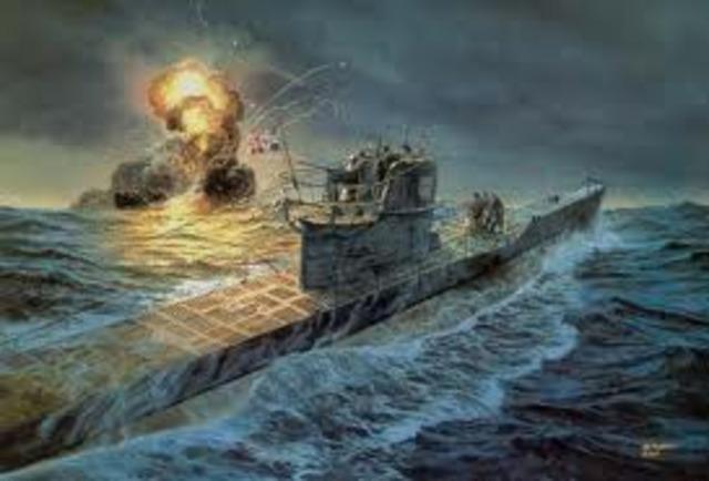 U-boats & Unrestricted Warfare