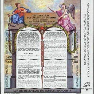 DECLARACION DE LOS DERECHOS DEL HOMBRE Y DEL CIUDADANO ( FRANCIA 1789 ) timeline