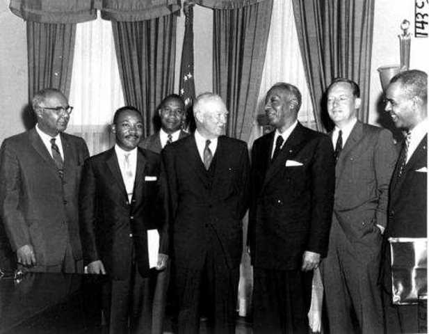 Congress Passes first civil rights act since reconstruction