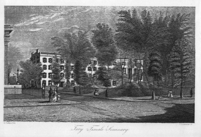 The Troy Female Seminary