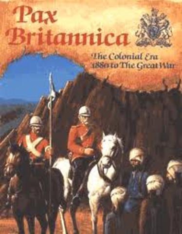 """""""Pax Britanica"""""""