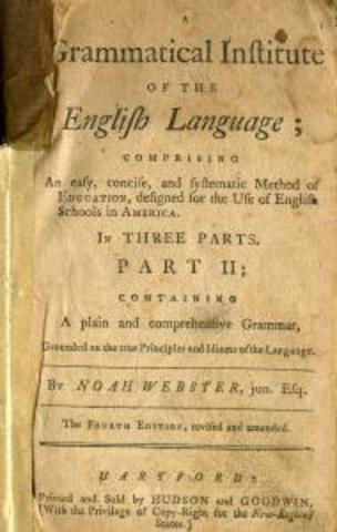 A Grammatical Institute of English Language