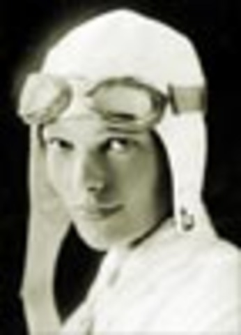 First Woman to Fly Across the Atlantic