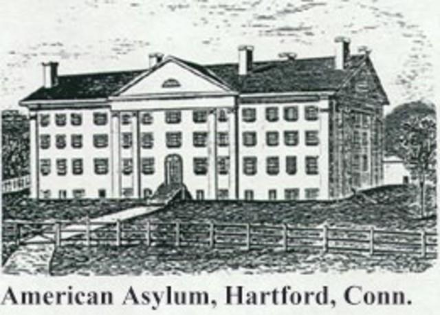 Connecticut Asylum at Hartford