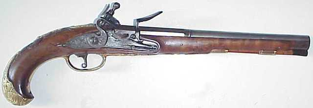 New Model 1760 Flintlock pistol