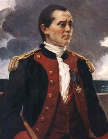 Naval Defeat